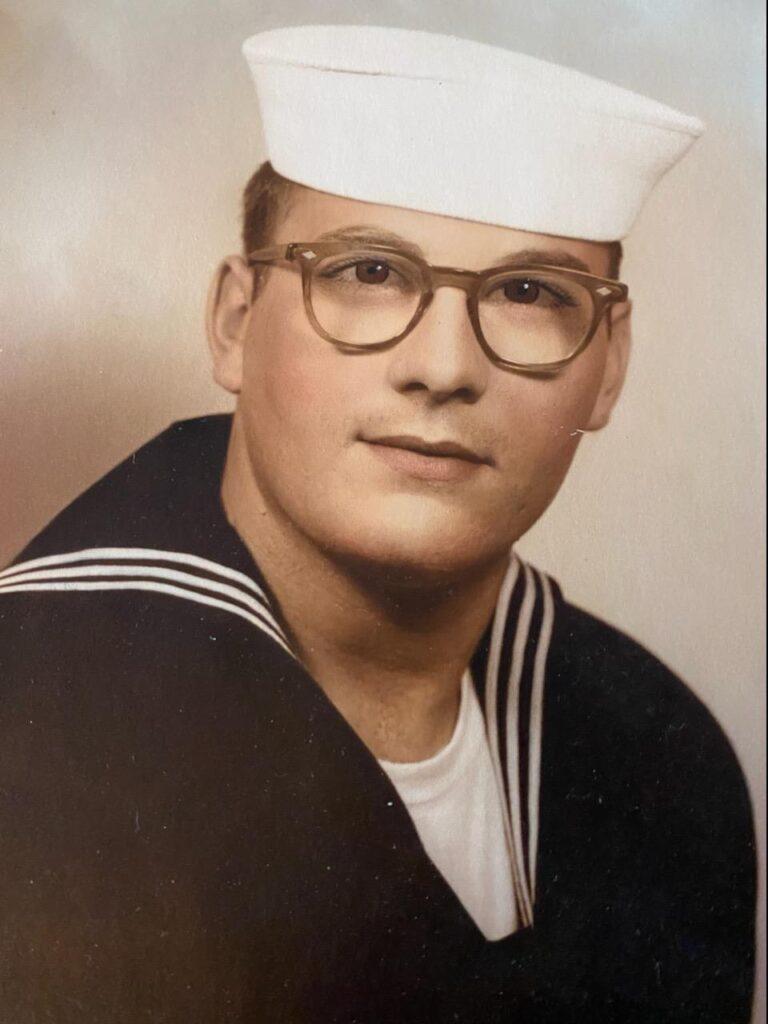 Joseph F Wright - Navy